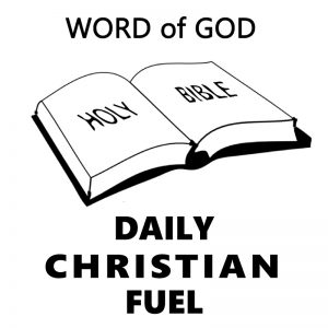 Word of God - This section is a focus on loving God with all our minds through the daily scripture reading plan, bible memory and study of the Word of God